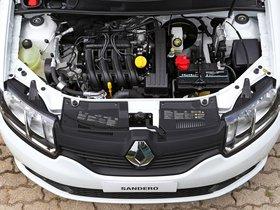Ver foto 6 de Renault Sandero Authentique Brasil 2014