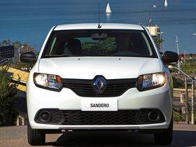 Ver foto 5 de Renault Sandero Authentique Brasil 2014