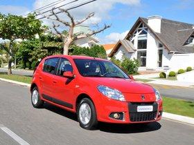 Ver foto 4 de Renault Sandero Brazil 2011