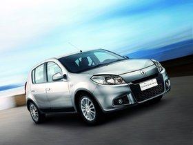Ver foto 3 de Renault Sandero Brazil 2011