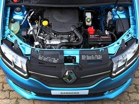 Ver foto 12 de Renault Sandero Dynamique Brasil 2014