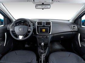 Ver foto 7 de Renault Sandero Dynamique Brasil 2014