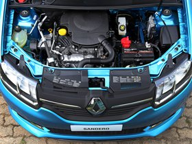 Ver foto 5 de Renault Sandero Dynamique Brasil 2014