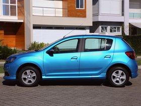 Ver foto 4 de Renault Sandero Dynamique Brasil 2014
