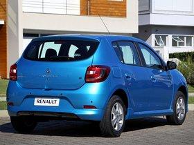 Ver foto 3 de Renault Sandero Dynamique Brasil 2014