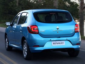 Ver foto 2 de Renault Sandero Dynamique Brasil 2014