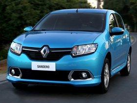 Ver foto 1 de Renault Sandero Dynamique Brasil 2014