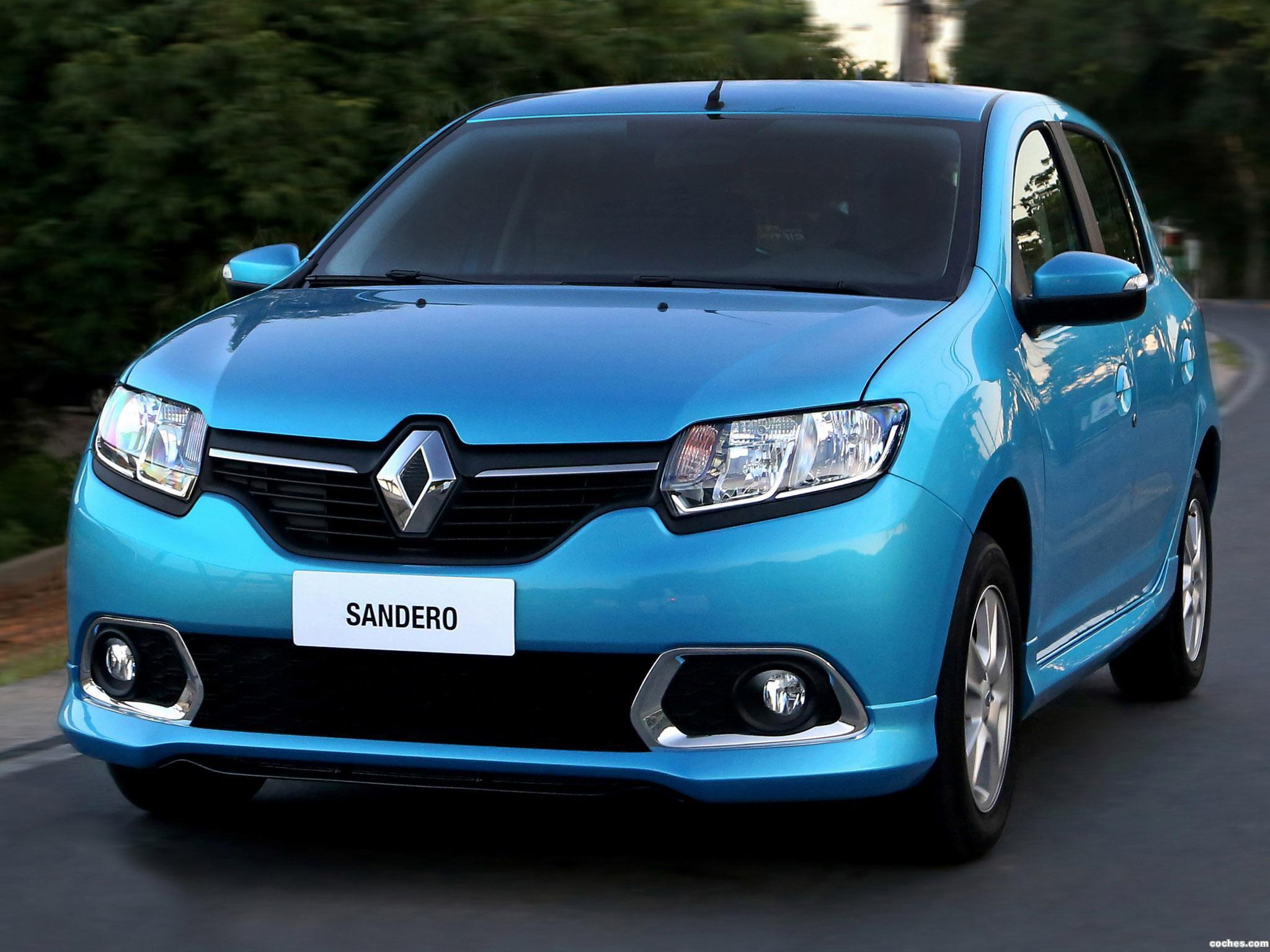 Foto 0 de Renault Sandero Dynamique Brasil 2014