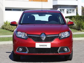 Ver foto 2 de Renault Sandero Expression Brasil 2014