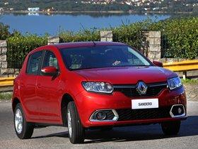 Ver foto 1 de Renault Sandero Expression Brasil 2014
