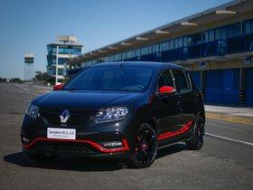Ver foto 2 de Renault Sandero R.S. 2.0 Racing Spirit 2017