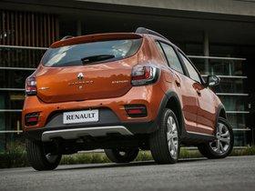 Ver foto 26 de Renault Sandero Stepway Brasil 2014