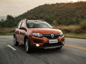 Ver foto 23 de Renault Sandero Stepway Brasil 2014
