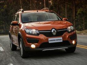 Ver foto 22 de Renault Sandero Stepway Brasil 2014