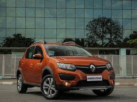 Ver foto 17 de Renault Sandero Stepway Brasil 2014