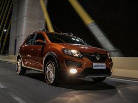 Ver foto 16 de Renault Sandero Stepway Brasil 2014