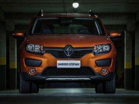 Ver foto 15 de Renault Sandero Stepway Brasil 2014