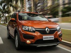 Ver foto 14 de Renault Sandero Stepway Brasil 2014