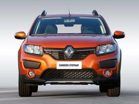 Ver foto 8 de Renault Sandero Stepway Brasil 2014