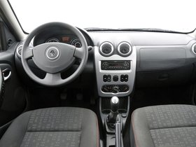 Ver foto 3 de Renault Sandero Vibe 2010