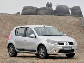 Ver foto 1 de Renault Sandero Vibe 2010