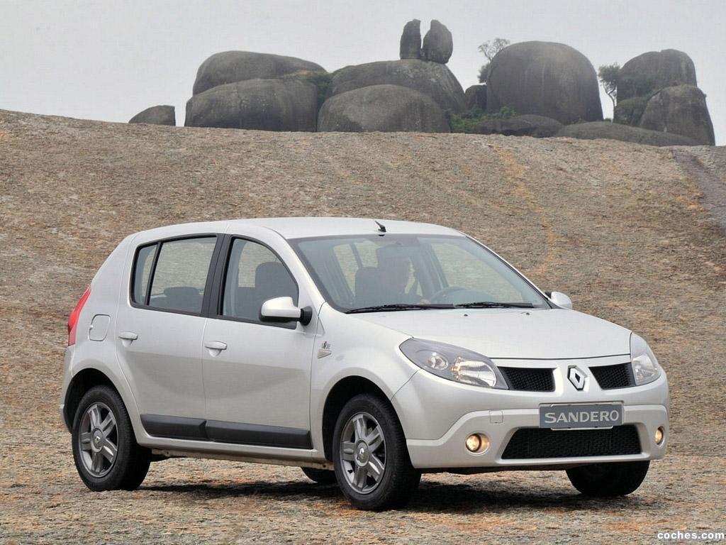 Foto 0 de Renault Sandero Vibe 2010