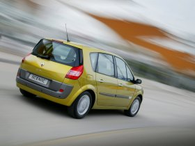 Ver foto 10 de Renault Scenic 2003