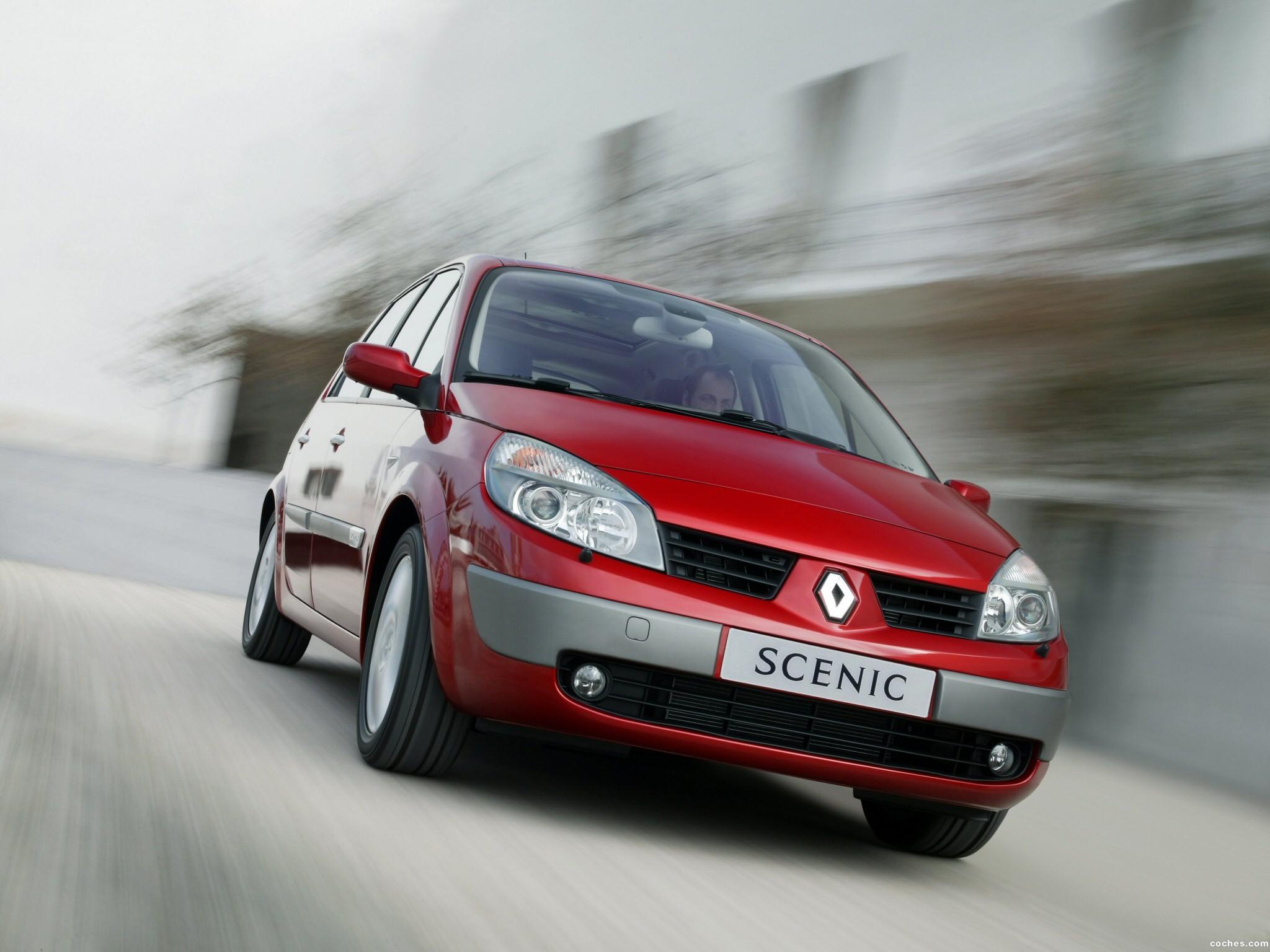 Foto 0 de Renault Scenic 2003