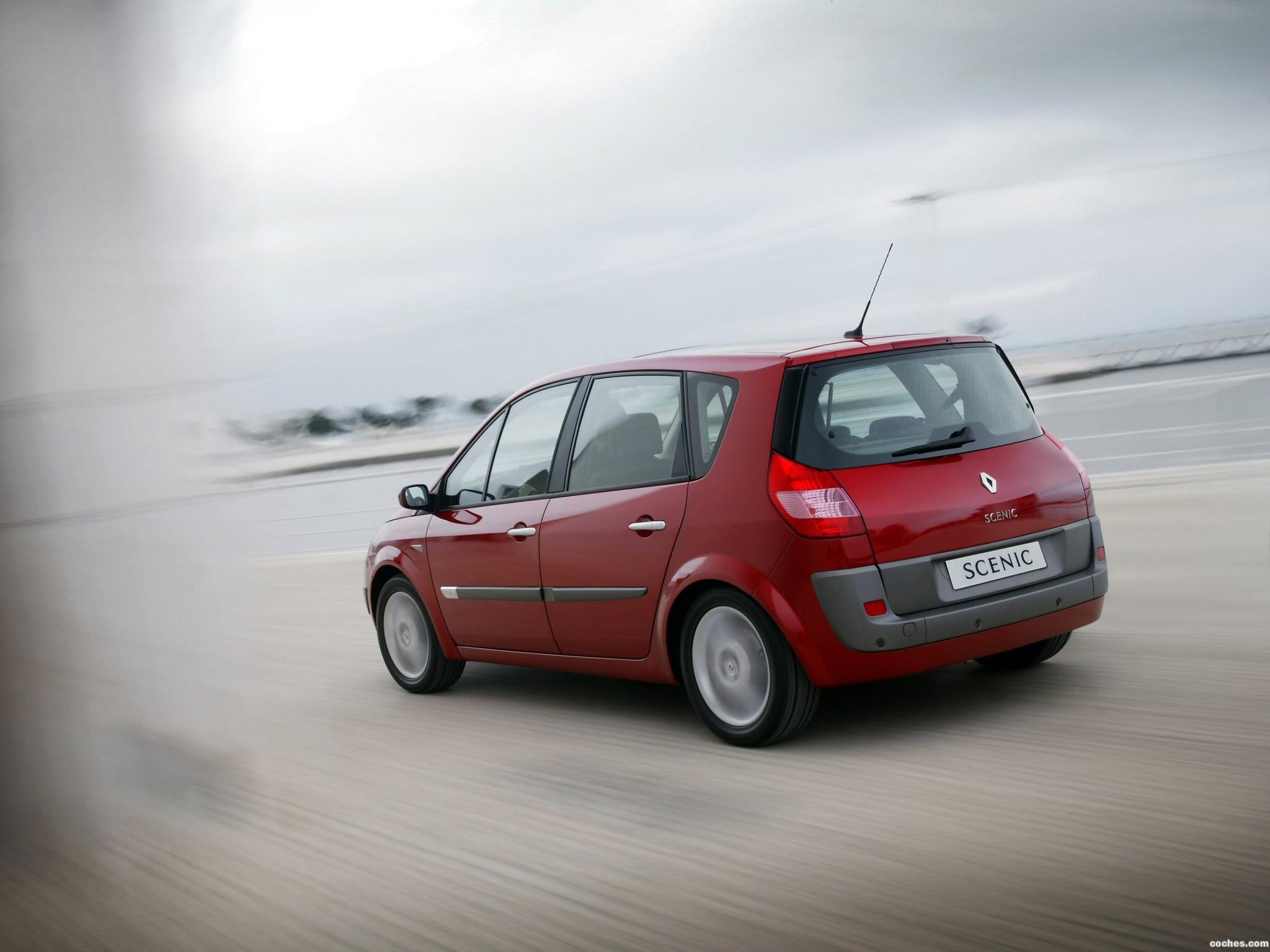 Foto 12 de Renault Scenic 2003