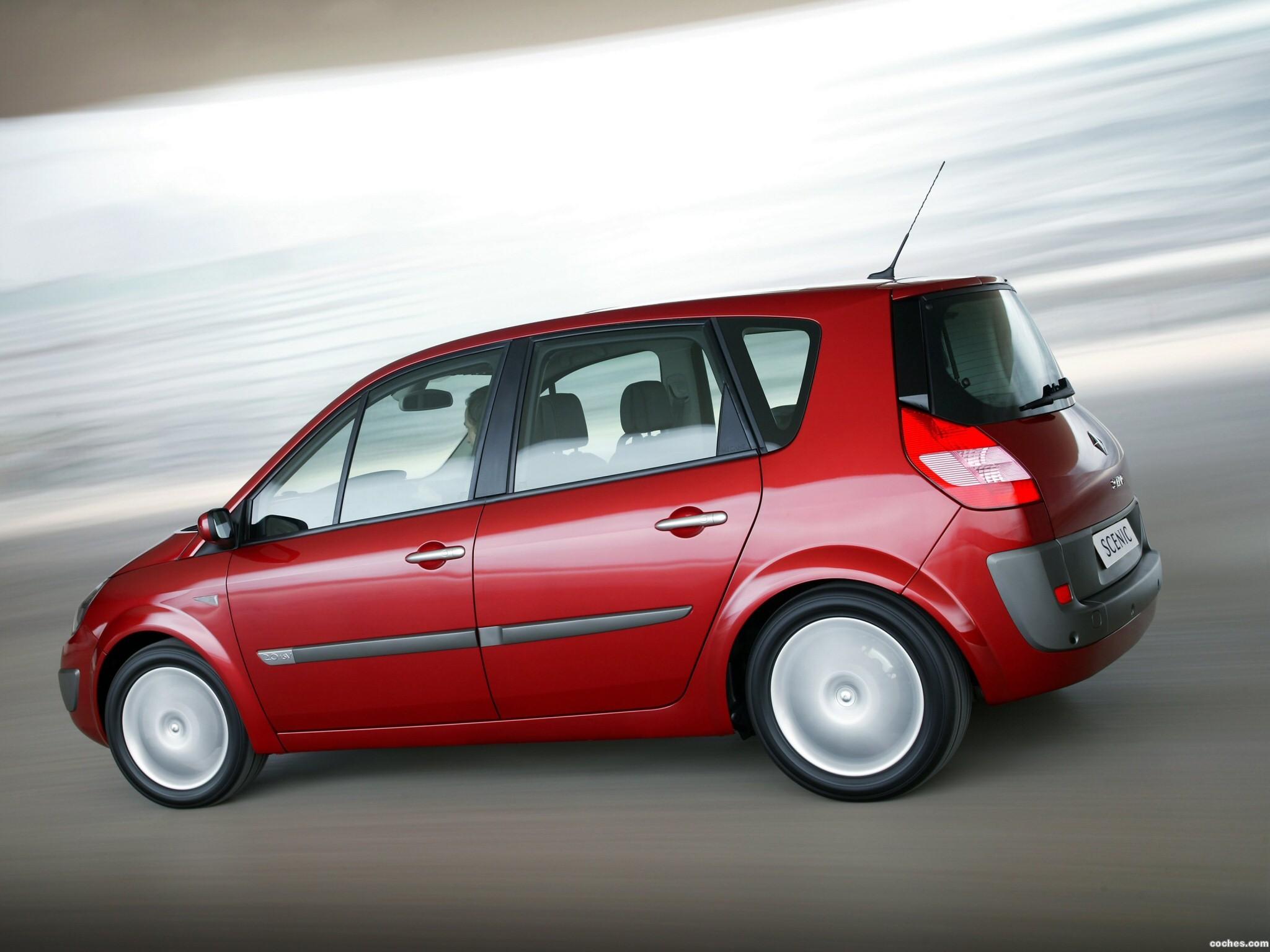 Foto 11 de Renault Scenic 2003