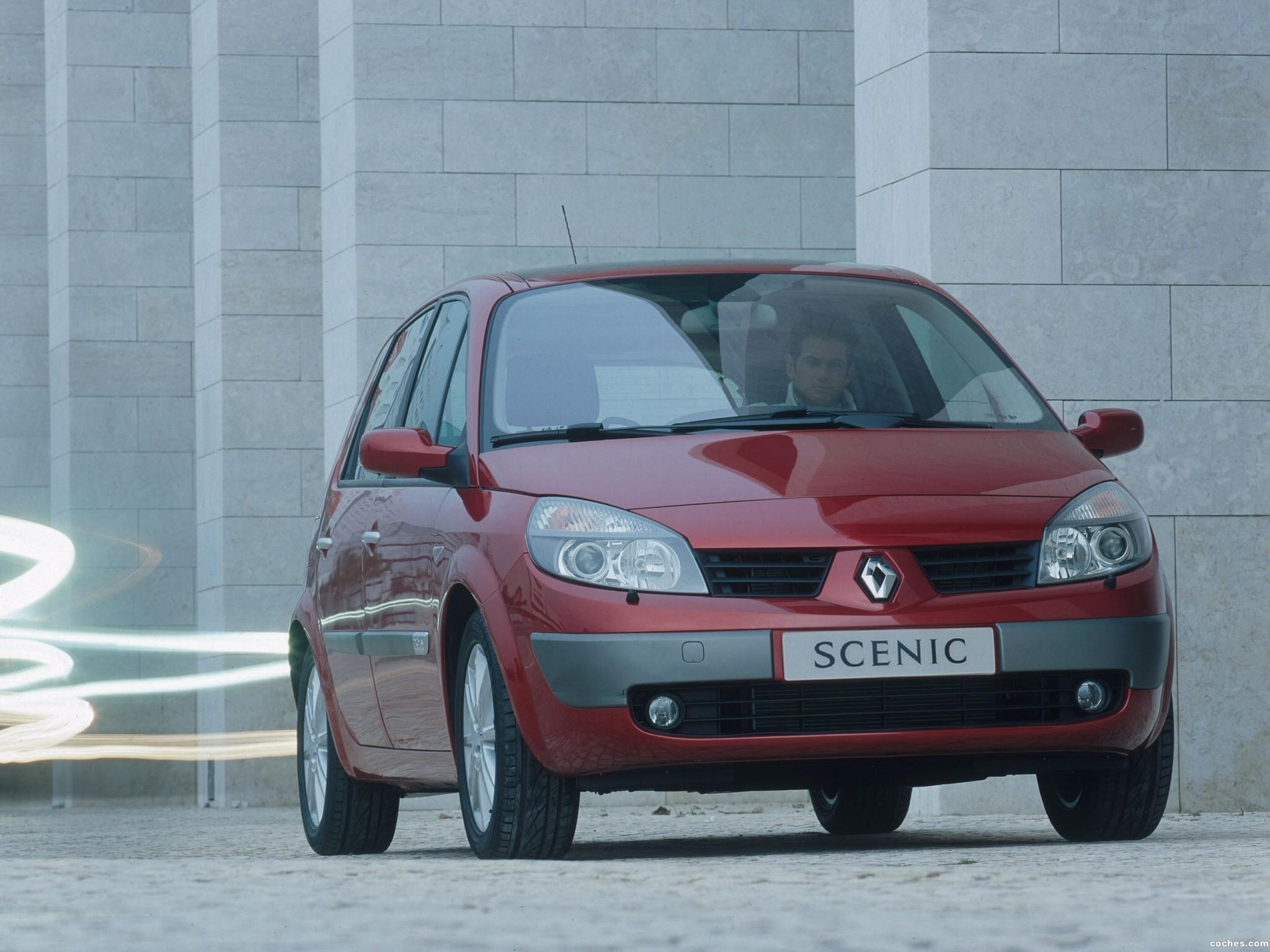 Foto 8 de Renault Scenic 2003