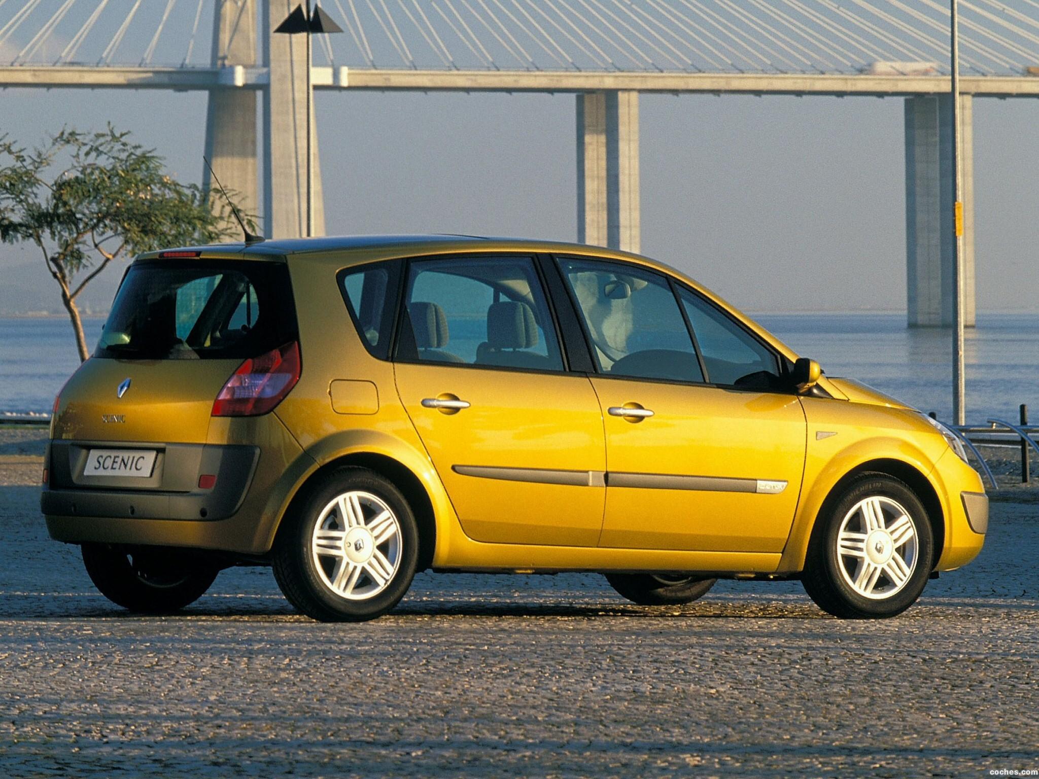 Foto 5 de Renault Scenic 2003