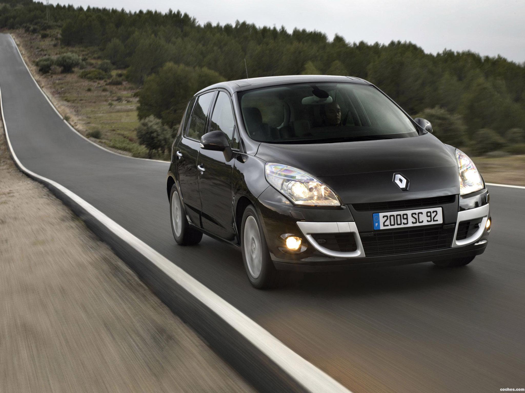 Foto 0 de Renault Scenic 2009