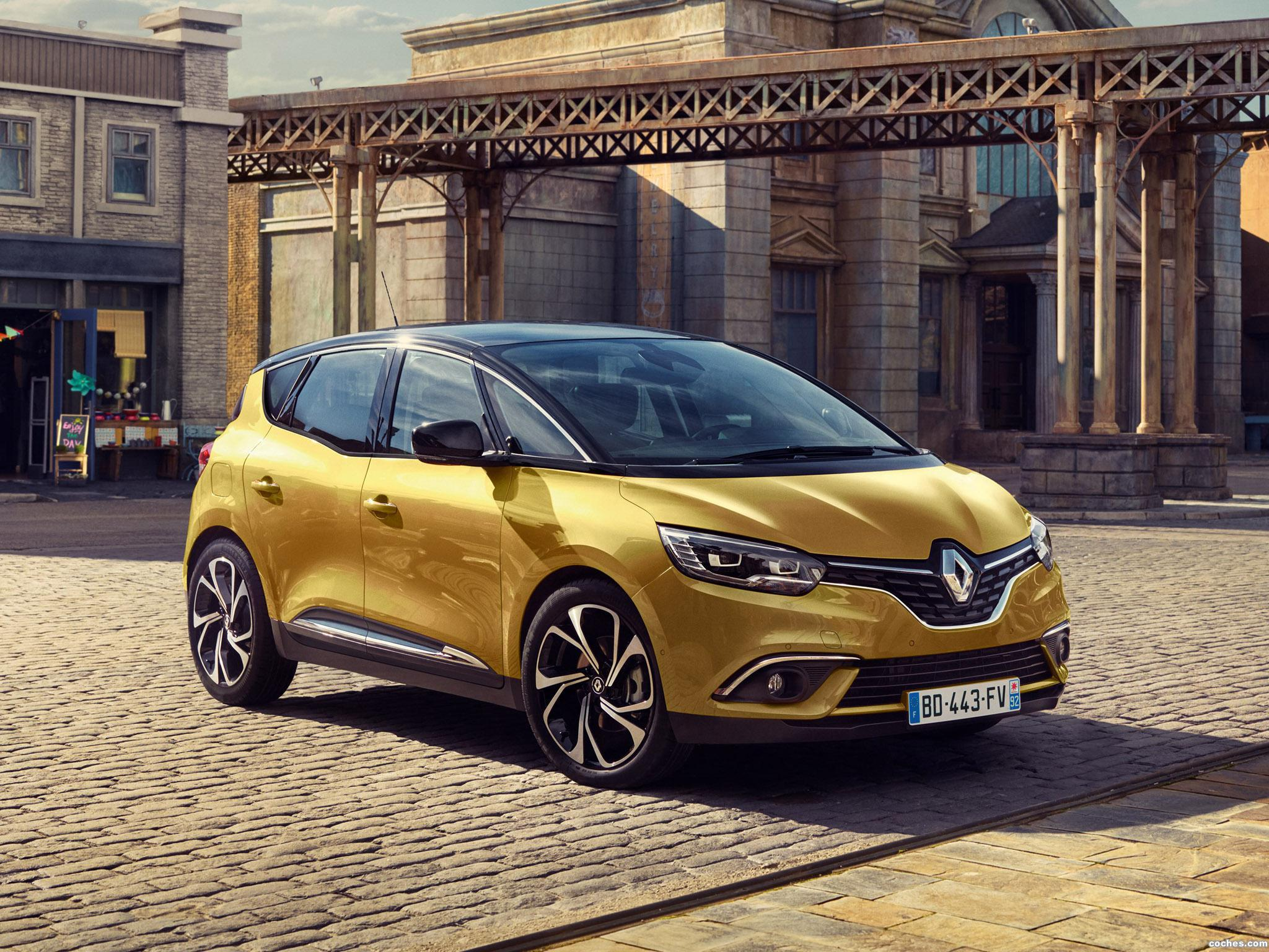 Foto 0 de Renault Scenic 2016