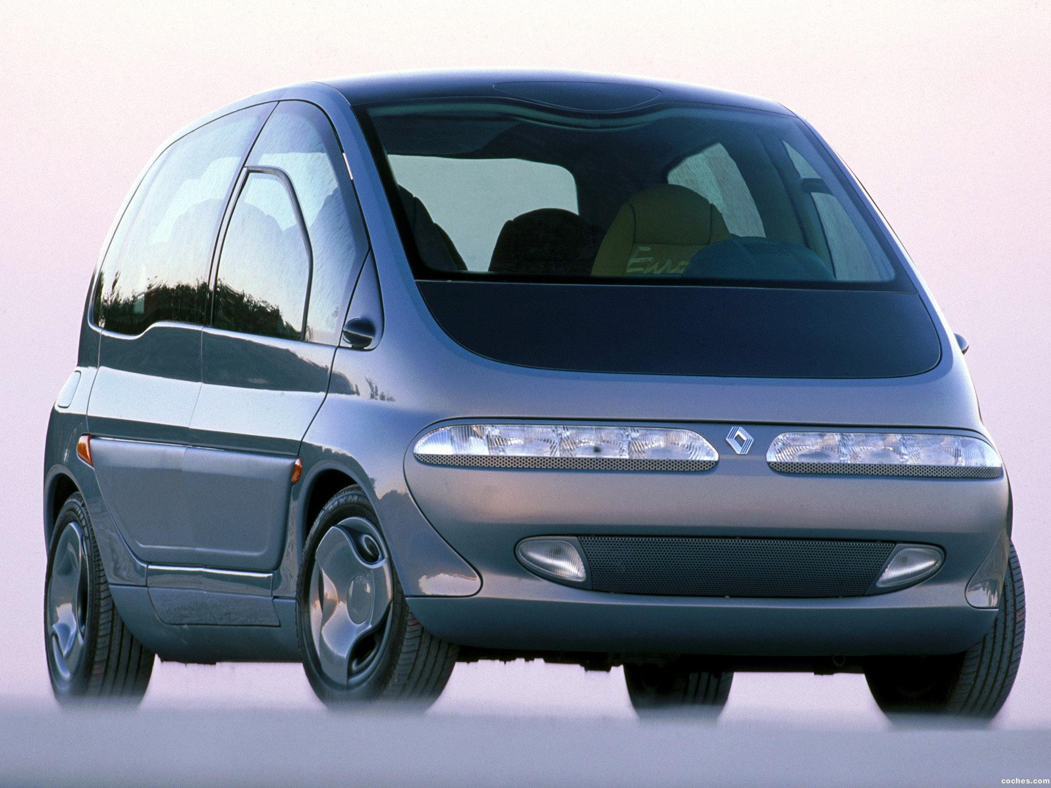 Foto 0 de Renault Scenic Concept 1991