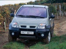Ver foto 15 de Renault Scenic RX4 2000