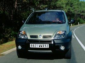 Ver foto 14 de Renault Scenic RX4 2000