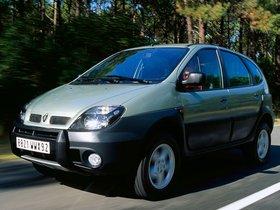 Ver foto 12 de Renault Scenic RX4 2000