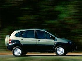 Ver foto 11 de Renault Scenic RX4 2000