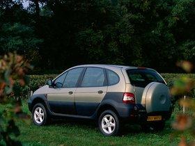 Ver foto 25 de Renault Scenic RX4 2000