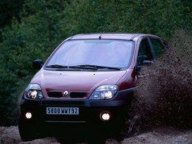 Ver foto 7 de Renault Scenic RX4 2000