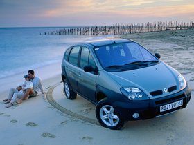 Ver foto 3 de Renault Scenic RX4 2000