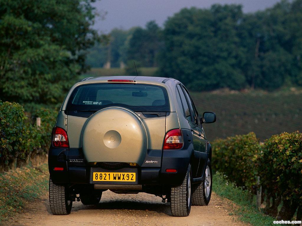 Foto 15 de Renault Scenic RX4 2000