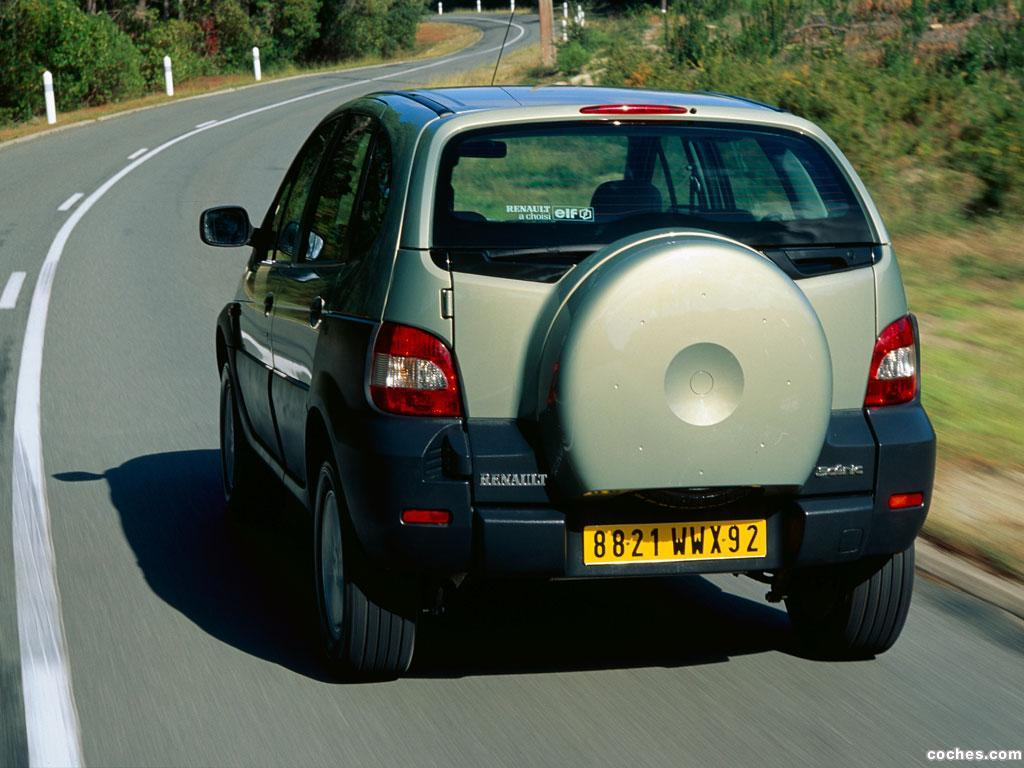 Foto 12 de Renault Scenic RX4 2000