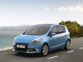 Fotos de Renault Scenic UK 2012