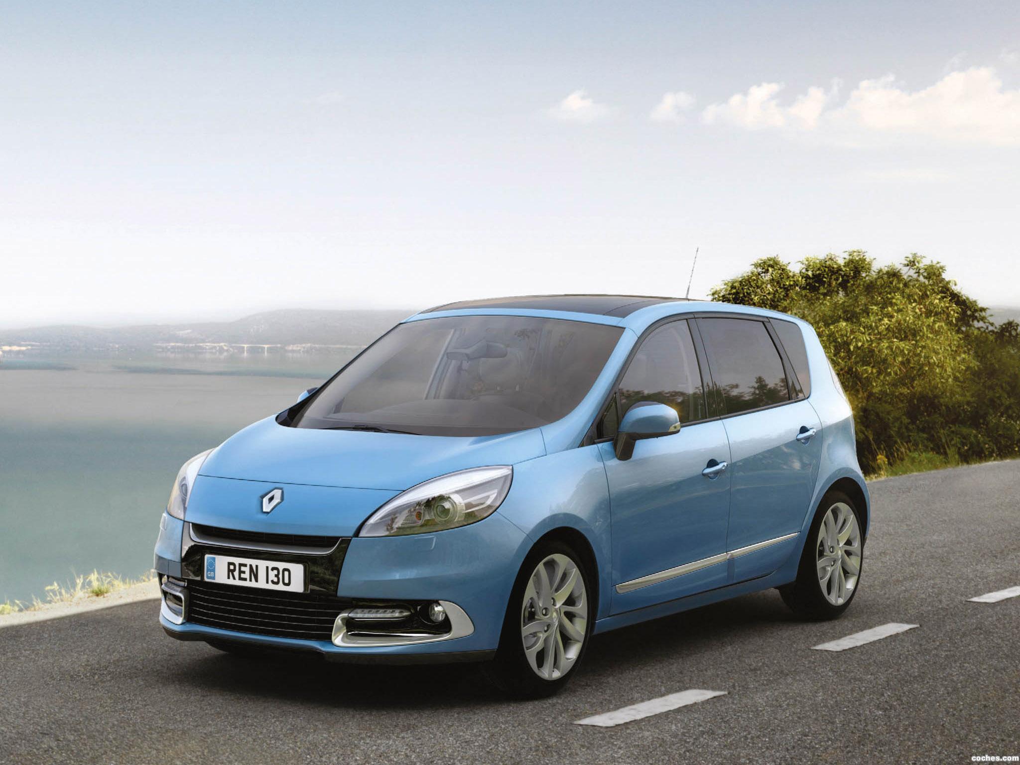 Foto 0 de Renault Scenic UK 2012