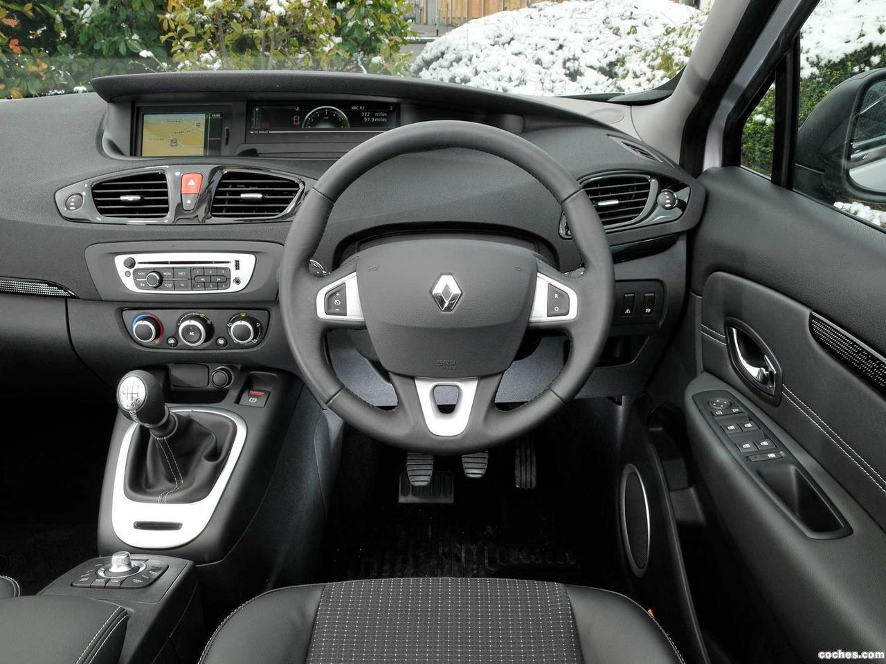 Foto 5 de Renault Scenic UK 2012