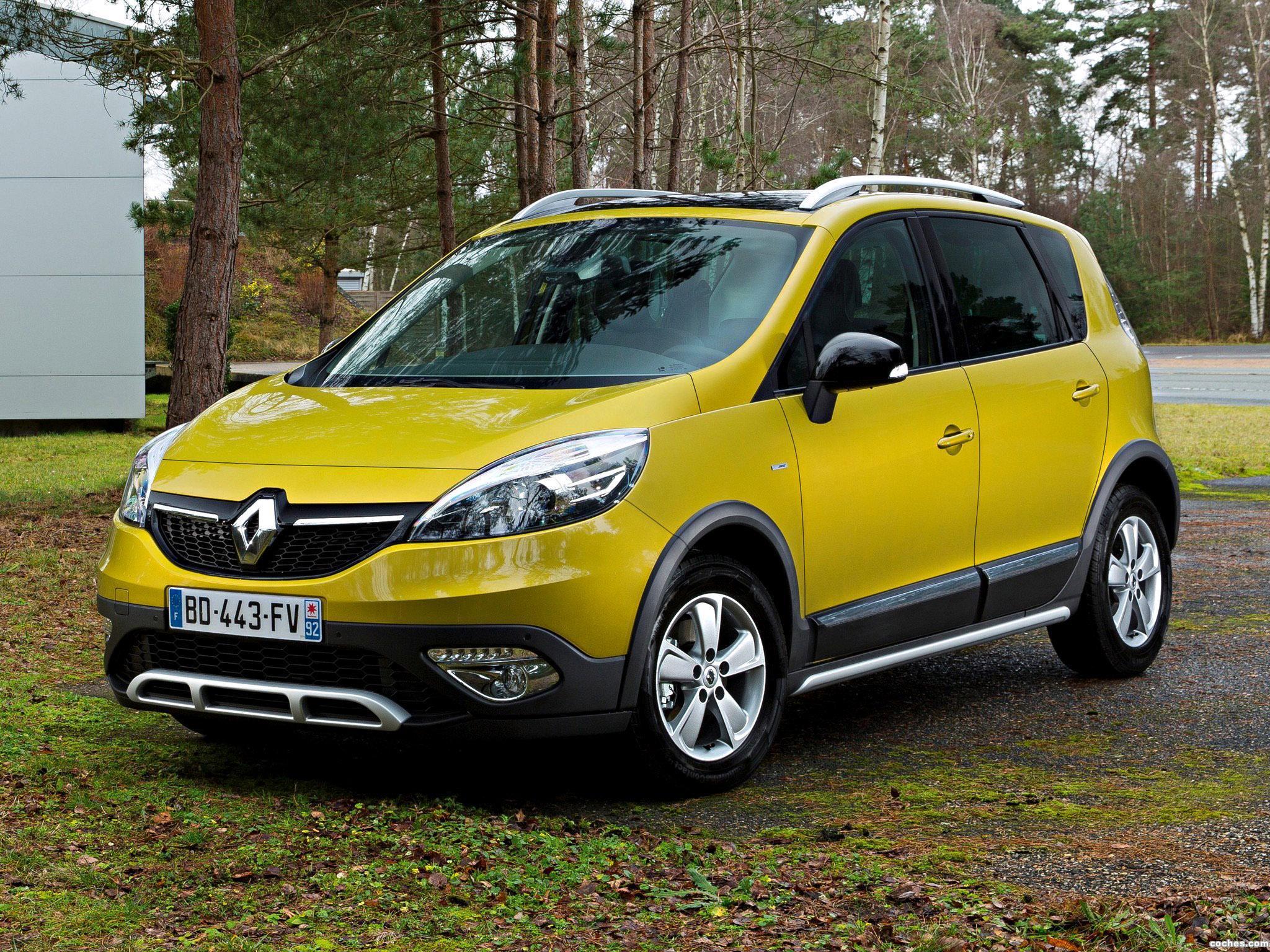 Foto 0 de Renault Scenic XMOD 2013