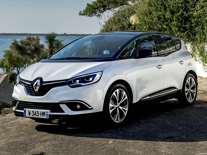 Foto 0 de Renault Scenic Hybrid Assist 2017