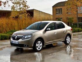 Ver foto 12 de Renault Symbol 2013